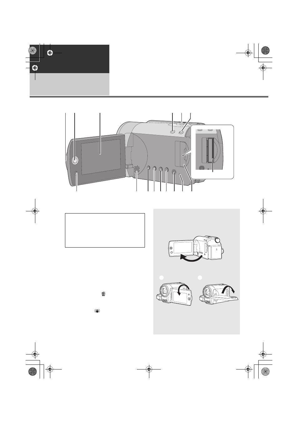 Обозначения джойстика 6